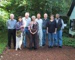 fractie GroenLinks Eerste Kamer 1999-2003 - Klik op foto voor vergroting