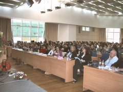 Conferentie Shanghai april 2004 - Klik voor vergroting